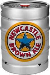 newcastle brown ale fustage 32
